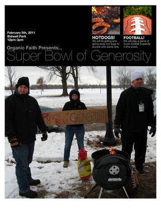 Super Bowl of Generosity
